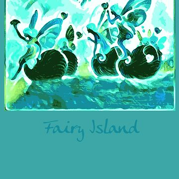 Fairy Island by miniverdesigns