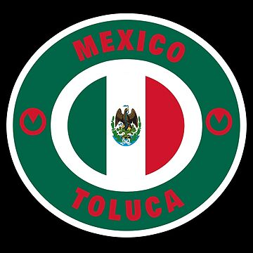 Mexico Toluca / Gift Flag National Flag by Rocky2018