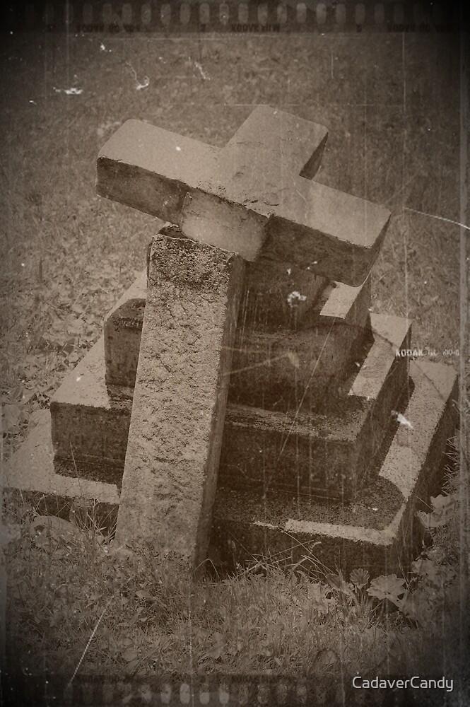 Broken Stone by CadaverCandy