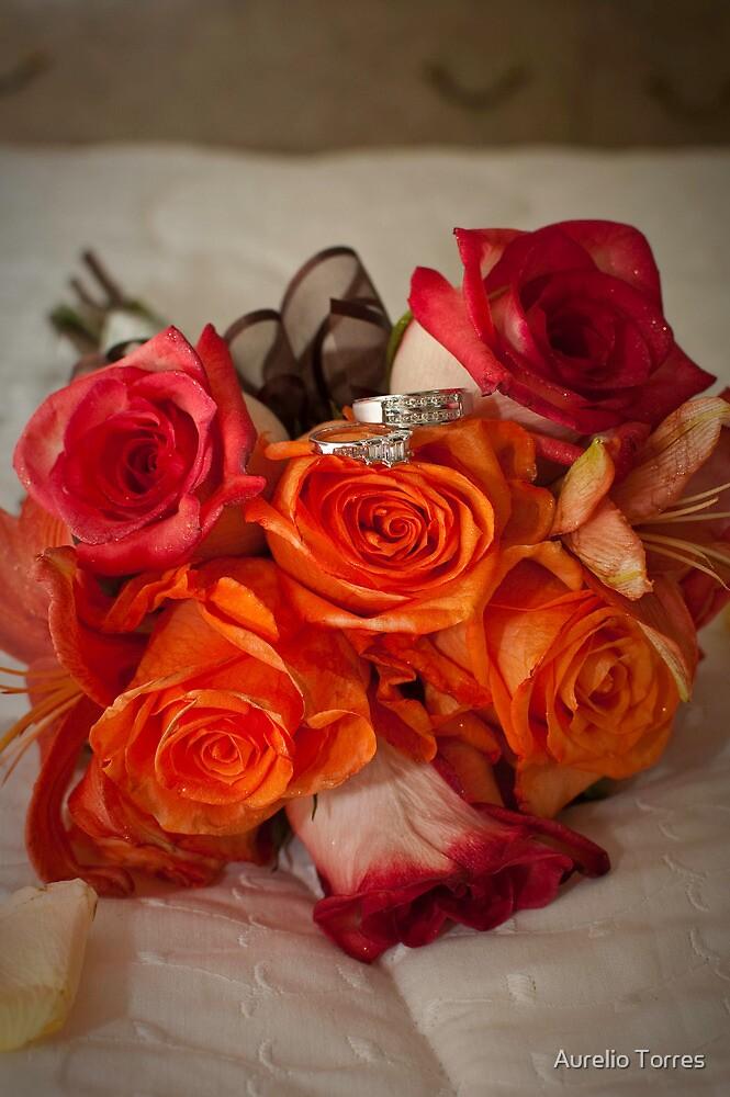 The Rings & Bouquet by Aurelio Torres