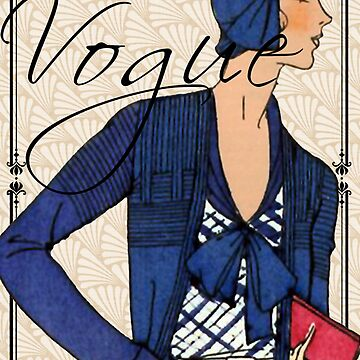 The 30s...Vogue by HeritageScrap