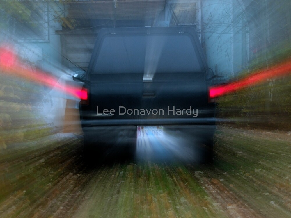Fast Car by Lee Donavon Hardy