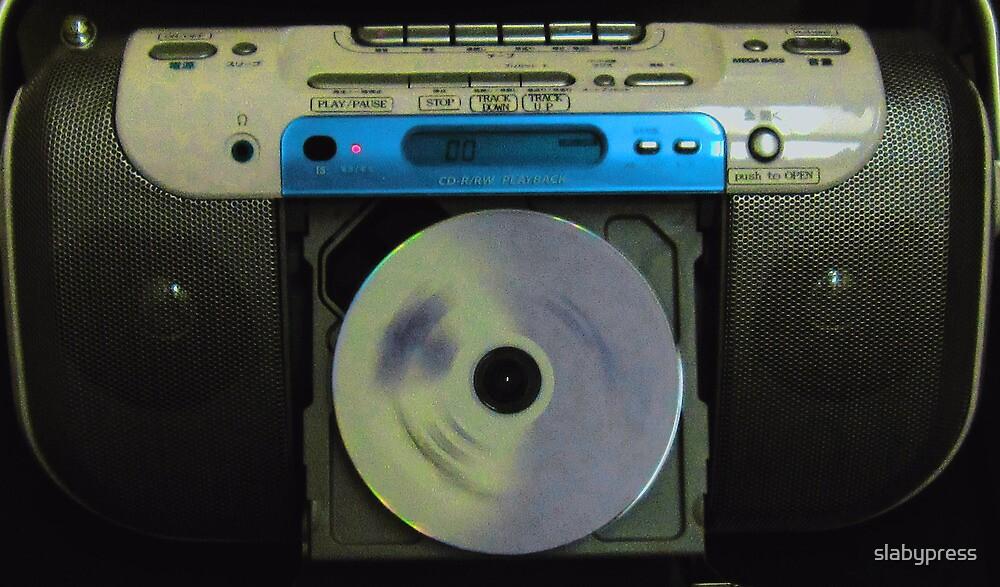 No Sound by slabypress