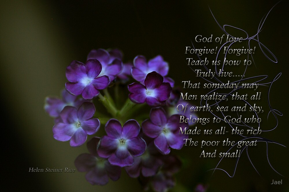 GOD OF LOVE by Jael