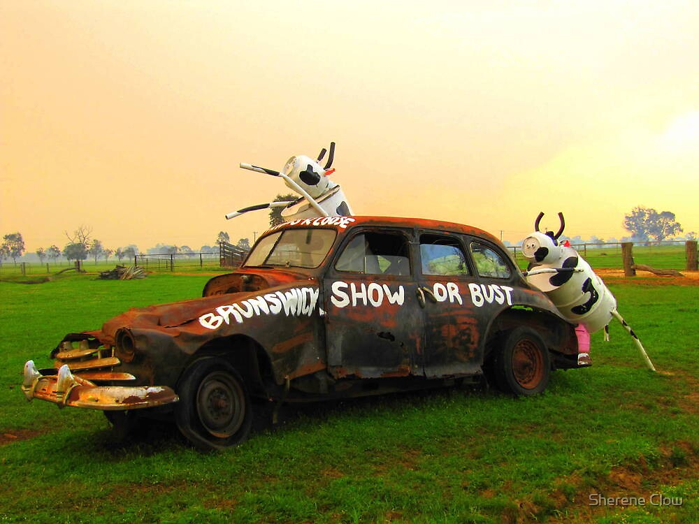 Brunswick Show or Bust by Sherene Clow