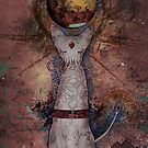 Cats from mars by mistercadaver