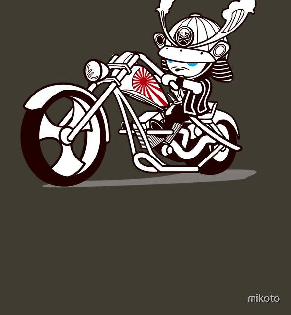 Born to Samurai by mikoto