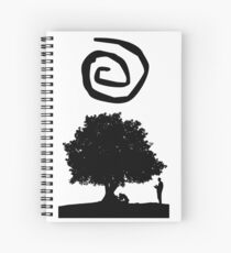 True Detective Spiral Notebook