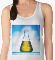 eco fuel in Erlenmeyer flask  T-Shirt