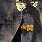 Batman by TVMdesigns