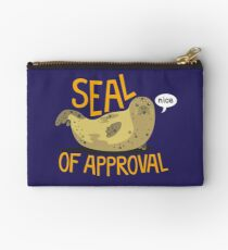 Seal of Approval Studio Pouch