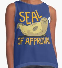 Seal of Approval Contrast Tank