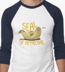 Seal of Approval Men's Baseball ¾ T-Shirt