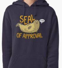 Seal of Approval Pullover Hoodie
