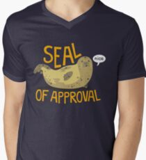Seal of Approval Men's V-Neck T-Shirt