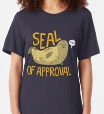 Seal of Approval Slim Fit T-Shirt