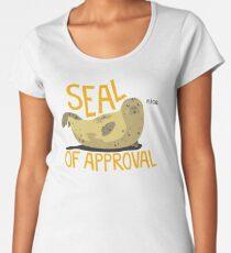 Prüfsiegel Frauen Premium T-Shirts