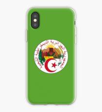 The Seal of Algeria  iPhone Case