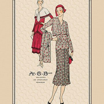 The 30s...Art-Goût-Beauté 1 by HeritageScrap