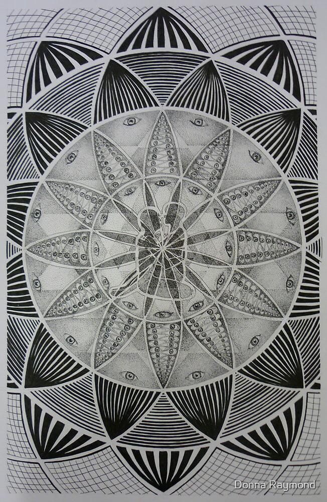 Transcendental Love- 2009 by Donna Raymond