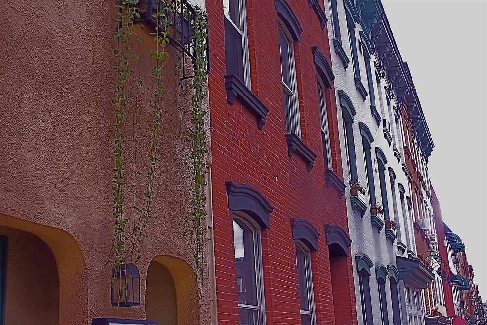 Hoboken  by MrLoupos