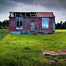 The Old Farmhouse by Dean Mullin