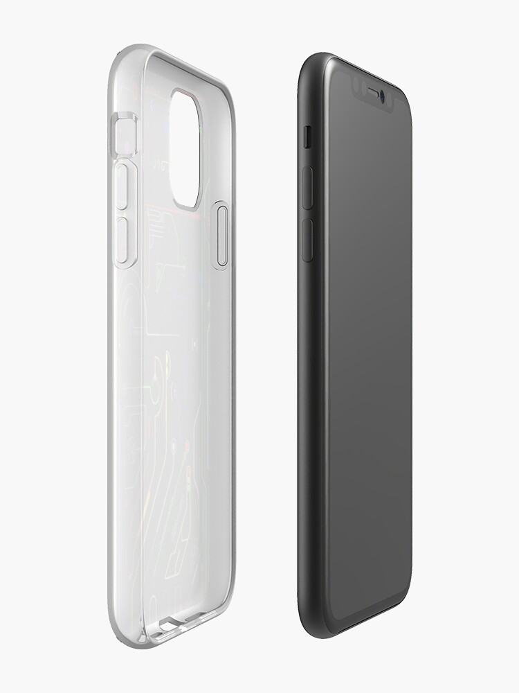 "iphone x hülle handy gucci , ""Androbox-Muster"" iPhone-Hülle & Cover von sonyaxengland"