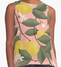 lemon tree Sleeveless Top
