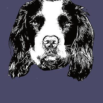 English Springer Spaniel - Ess Christmas Gifts by DoggyStyles