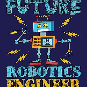 Future Robotics Engineer by jaygo