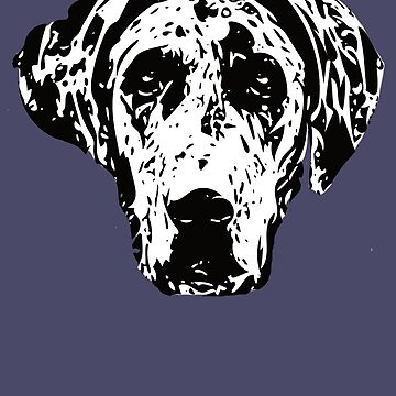 Great Dane - Dane Christmas Gifts by DoggyStyles