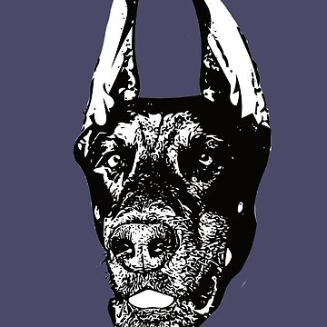 Doberman Pinscher - Dobermann Christmas Gifts by DoggyStyles