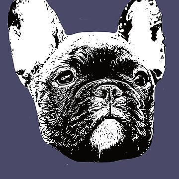 French Bulldog - Frenchie Christmas Gifts by DoggyStyles