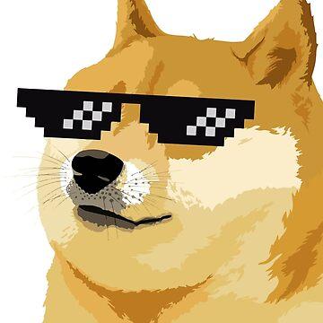 maga awoo anime meme girl right alt evil memes dog redbubble doge thug iresist kekistan sunglasses life dont