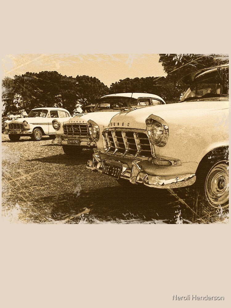 Classic FC Holden Cars by neroli