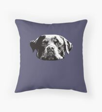 Rottweiler - Rottie Christmas Gifts Floor Pillow