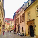 Kanonicza Street by TalBright