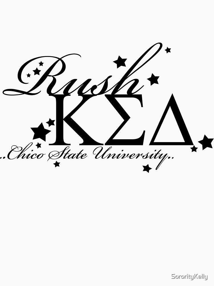 Rush Kappa Sigma Delta - Chico State University by SororityKelly