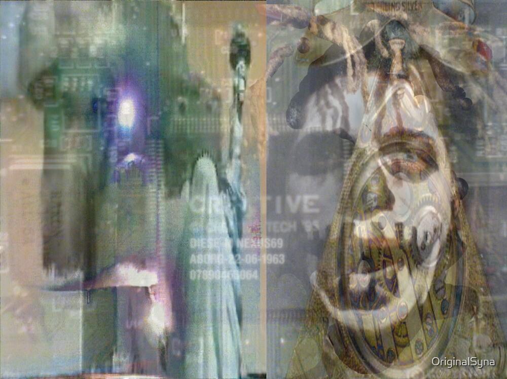 GhostinTheMacHine by OriginalSyna