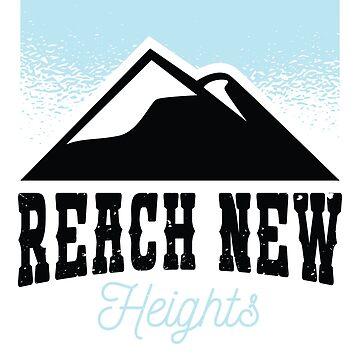 Reach New Heights by soondoock