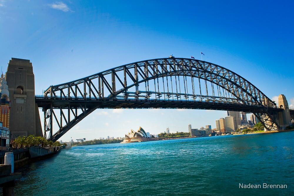 Sydney from Milsons by Nadean Brennan