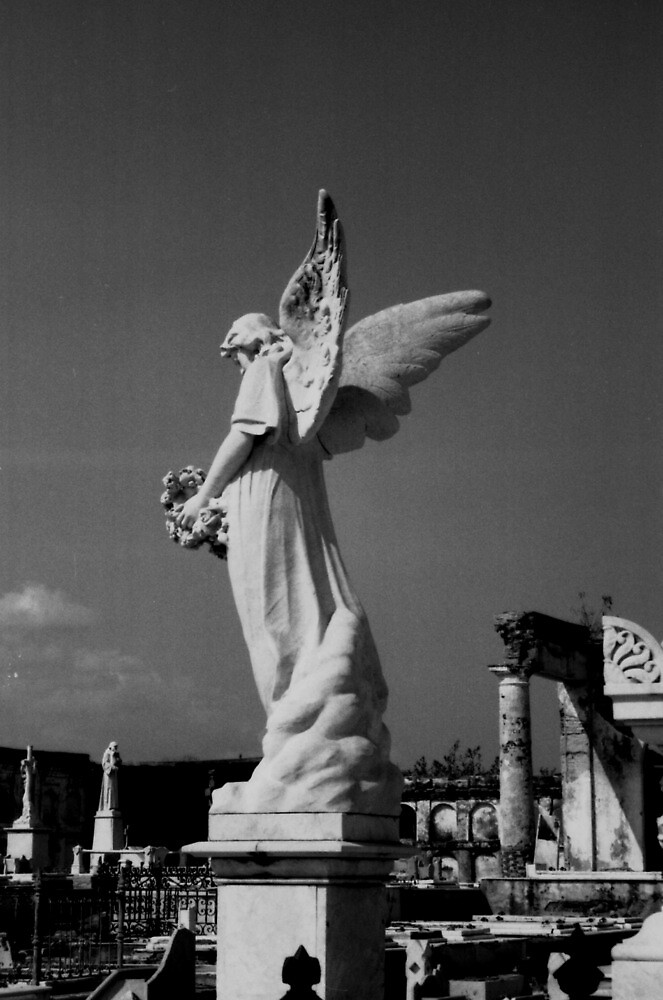 an angel in cuba by historicvisions