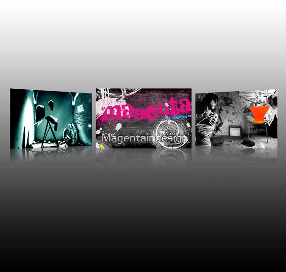 Work presentation - Magenta In Design by Magentaindesign