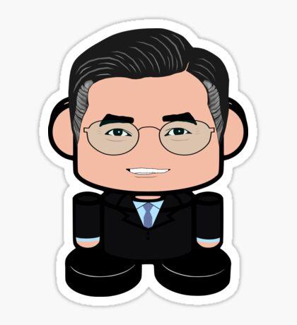 Bosu POLITICO'BOT Toy Robot Sticker