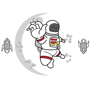 """Space Explorer"" for space astronaut explorer like you! Perfect gift for your everyone!  by Customdesign200"