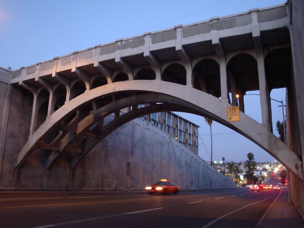 georgia street bridge by historicvisions