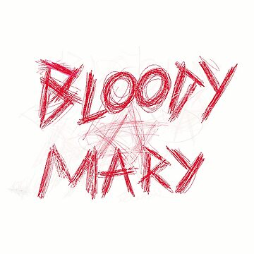 bloody mary by simbatron