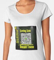 PrisonArtWare.com proudly presents the work of Donald Towne Women's Premium T-Shirt