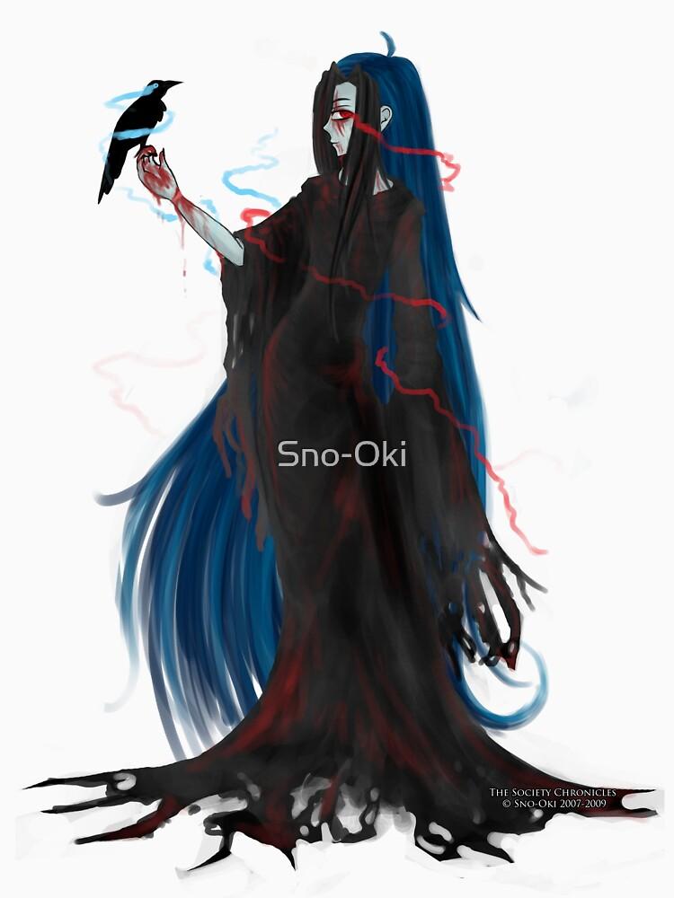 The Society Chronicles: Aeron and Crow by Sno-Oki