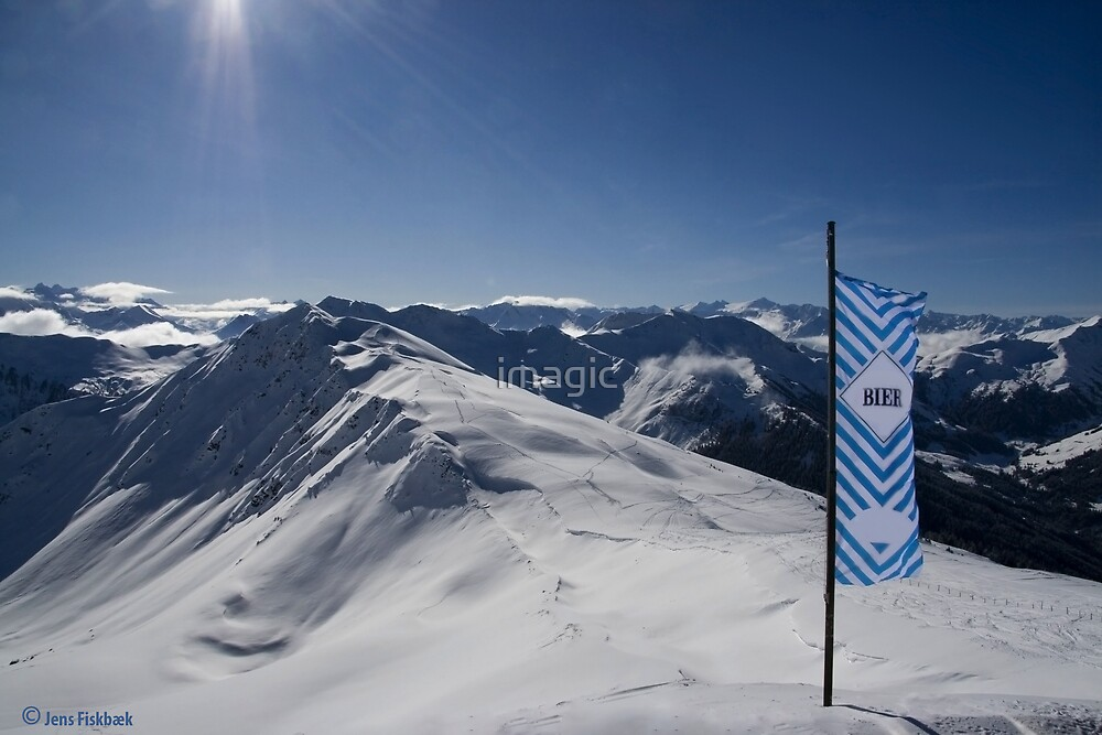 The Top of Europe by imagic